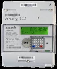 Secure SMETS1 smart meter