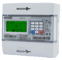 Secure SMETS2 smart meter